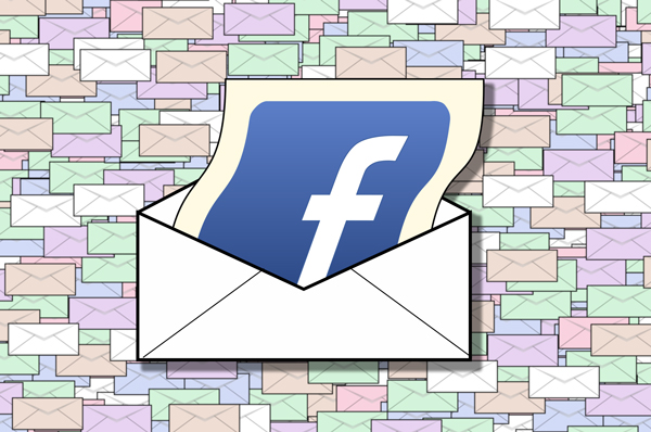 Facebook and email