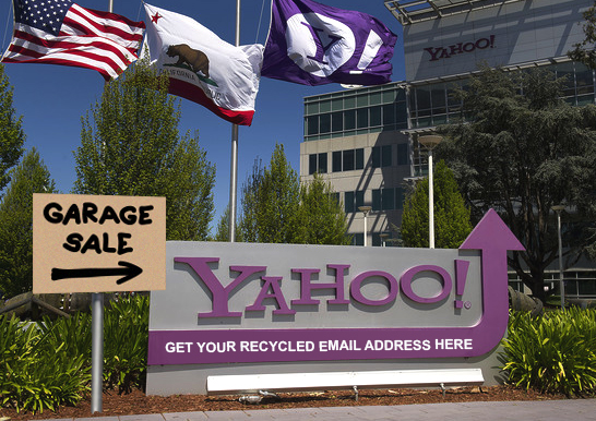 Yahoo recycles email addresses