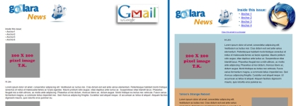 Gmail & Thunderbird comparison