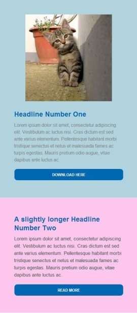 Responsive Design on an iPhone