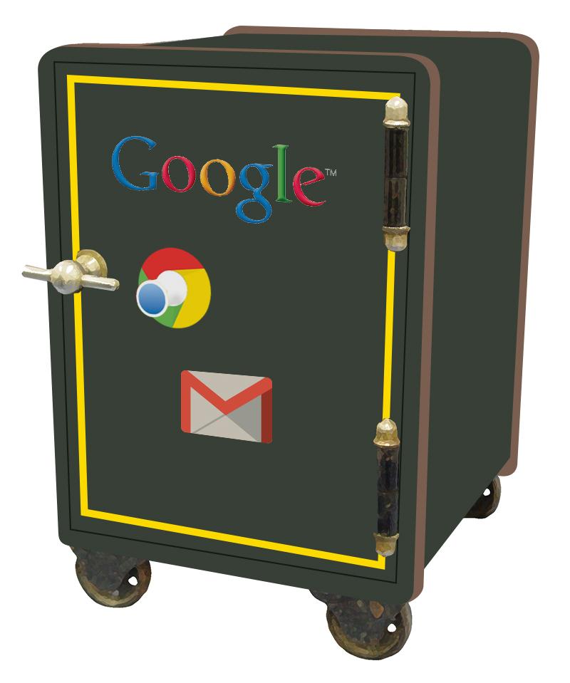 Google Gmail caching