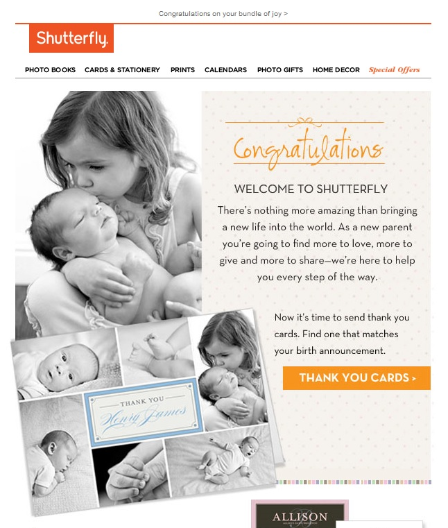 pregnant shutterfly
