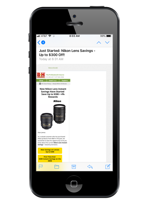iphone example 2